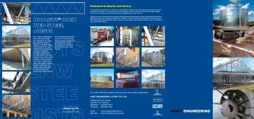 Download the Hunt Engineering Brochure - Hunt Lasercut
