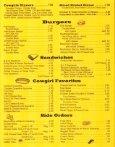 printable menu - Page 2