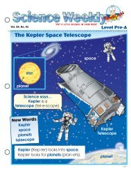 planets - Kepler