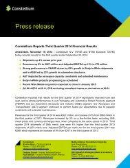 Press+release+-+Constellium+to+Report+Third+Quarter+Results+November+19,+2014+-+pdf+-+in+English