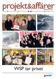 WSP tar priset - WSP Group