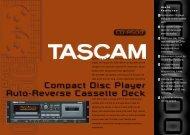 cassette deck - Radikal