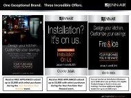 Download Flyer - Bouche Appliances