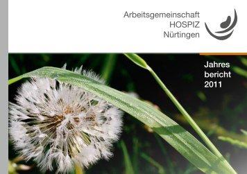Jahresbericht 2011 - Evangelische Kirchenpflege