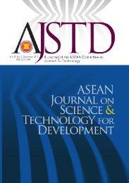 Editorial Board - Portal Rasmi Akademi Sains Malaysia