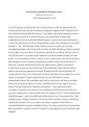 1863, 4 giugno: Inaugurazione del Museo civico ... - Comune di Siena
