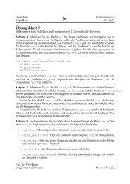 07 Python Module, Klassen, Generatoren - Medieninformatik ...
