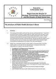 cent public-health PDF 127 KB - Brent Council