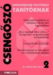 TANÍTÓKNAK - Mozaik Kiadó