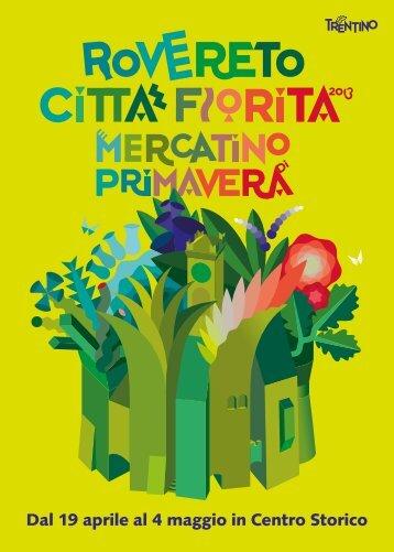 Dal 19 aprile al 4 maggio in Centro Storico - Museo Civico di Rovereto