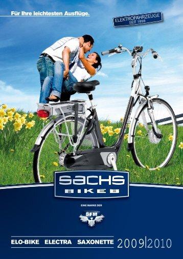 ELO-BIKE ELECTRA SAXONETTE 2009 2010 - SFM-Bikes