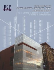 Technology Consulting, Design, and Engineering Capabilities