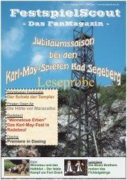 Leseprobe Nr.4 - FestspielScout.de