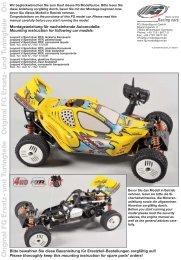 Laden... - FG Modellsport GmbH