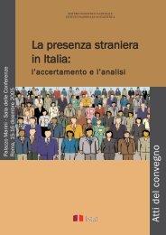 La presenza straniera in Italia: l'accertamento e l'analisi - Istat.it