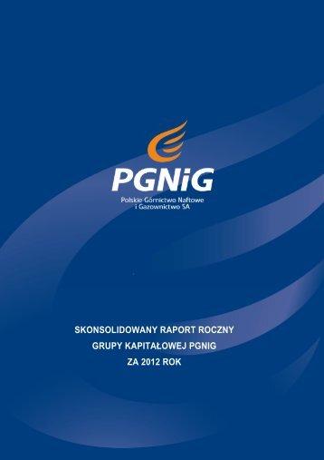 SprawozdanieSkonsolidowane 2012 PL.pdf - Notowania