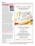 A Mass for Mothers - Old St. Patrick's Church - Page 2