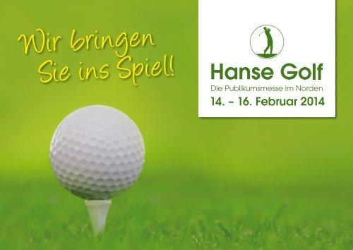 14. – 16. Februar 2014 - Hanse Golf Hamburg