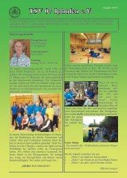Newsletter 04/2010, Nr.5 vom 16.04.2010 - TSV 07 Iphofen eV