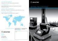 Brochure for Truburst 2 - ATI Corp
