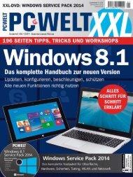 PC Welt Sonderheft Win 8.1 - Hofvermarktung - Partyservice ...