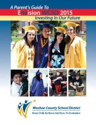 Strategic Plan - Washoe County School District