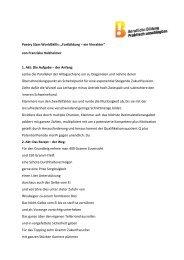 """Poetry Slam WorldSkills: """"Fortbildung – ein Vierakter"""" von Franziska ..."""