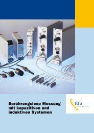 Berührungslose Messung mit kapazitiven und induktiven Systemen