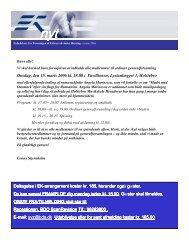 EK NYT februar marts 20061.pdf - Foreningen af Erhvervskvinder