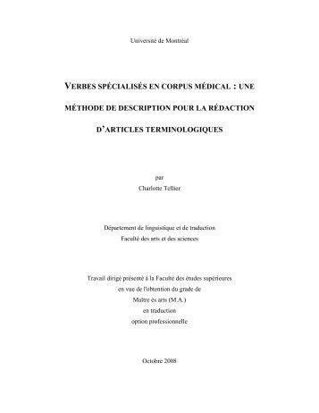 PDF (2Mo) - Observatoire de linguistique Sens-Texte (OLST)