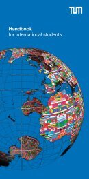 Handbook for international students - Physik-Department TU ...