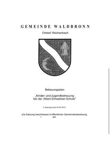 Amlage - Waldbronn
