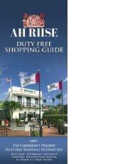 2009 Duty Free Shopping Guide - AH Riise