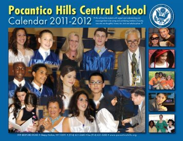 School Calendar 2011-2012 - Lower Hudson Regional Information ...