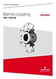 Barrel coupling - MS Spinex