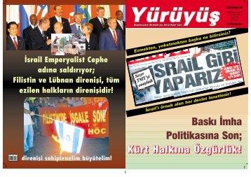 Bask› ‹mha Politikas›na Son;