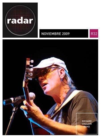 Radar, noviembre 2009 - Ayuntamiento de Huesca