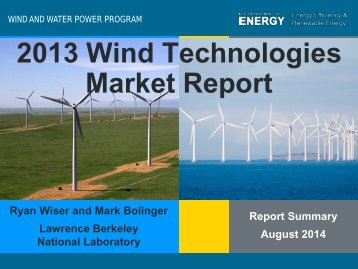 2013-wind-technologies-market-report-ppt