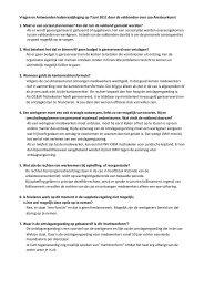 Vragen en Antwoorden ledenraadpleging op 7 juni ... - Kunstfactor