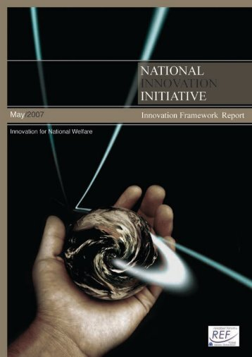 Please click here for English version of Innovation Framework Report.