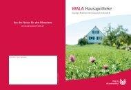 WALA Hausapotheke - blau-box.de