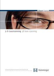 3-D-Laserscanning 3D laser scanning - Hemminger Ingenieurbüro ...