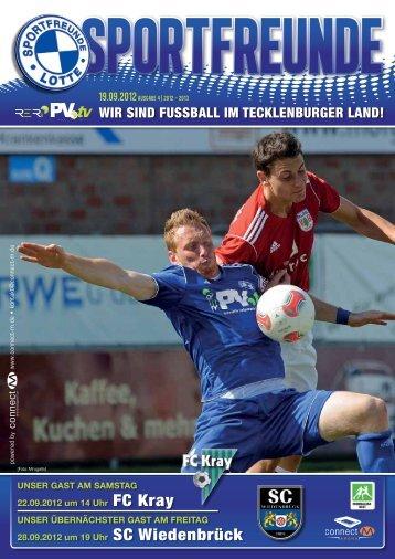 hAppY bIRthDAY! - Sportfreunde Lotte