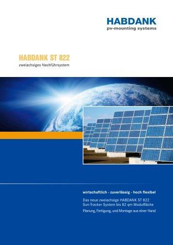 HABDANK ST 822 - Habdank-PV