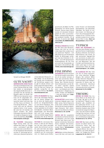 city-guide-bruegge11.. - Madame