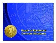 CE 165: Concrete Materials and Concrete Construction