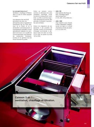 Helios ALB - HELIOS Ventilateurs S.à.rl