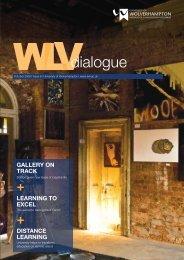 WLVdialogue - University of Wolverhampton