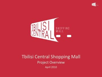 Tbilisi Central Shopping Mall