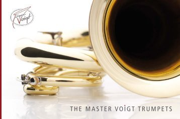 THE MASTER VOIGT TRUMPETS